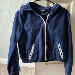 Navy blue jacket 🍒